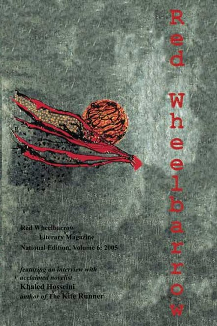 Red Wheelbarrow Literary Magazine, Volume 6